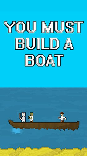 logo You must build a boat