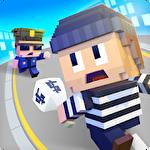 Blocky cops Symbol
