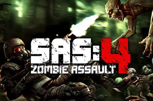 logo SAS: Zombie Angriff 4