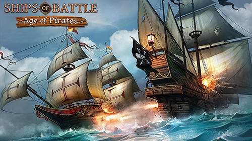 Ships of battle: Age of pirates скриншот 1