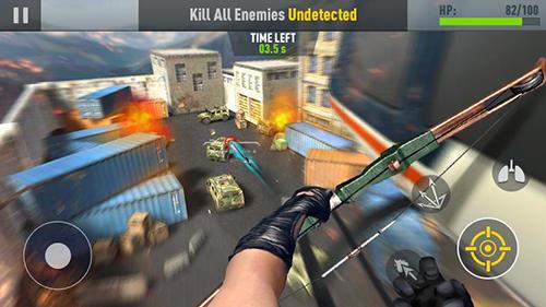 Assassin archer: Modern day Robin Hood screenshot 1