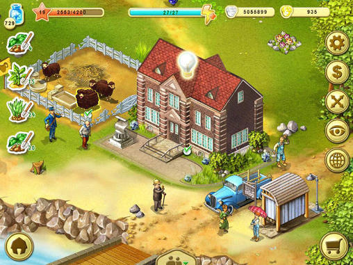 Farm up Screenshot