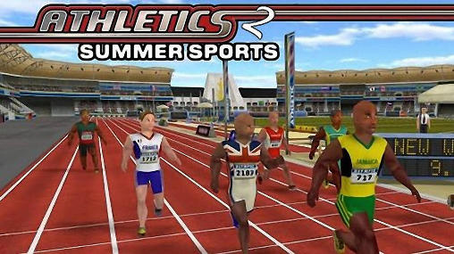 Athletics 2: Summer sports captura de pantalla 1