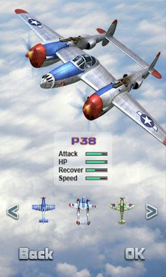 Arcade iFighter 1945 for smartphone