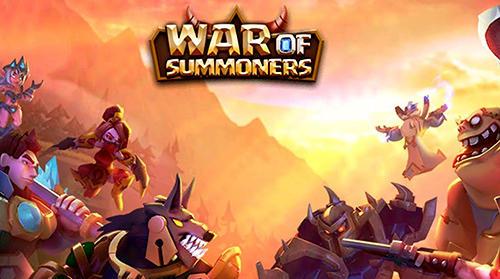 War of summoners Symbol