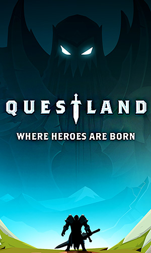 Questland: Turn based RPG screenshot 1