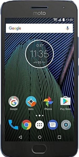 Motorola Moto G5 apps