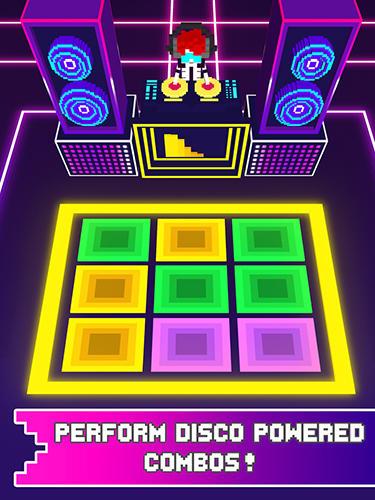 Arcade Disco Dave für das Smartphone