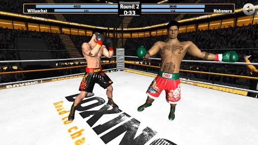 Boxing: Road to champion für Android