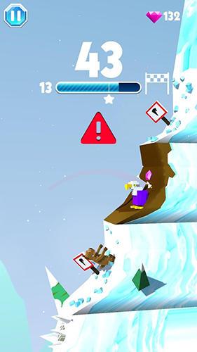 iPhone用ゲーム ピーク・クライム のスクリーンショット