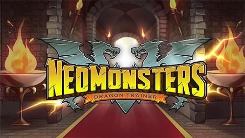 Neo monsters: Dragon trainer скріншот 1