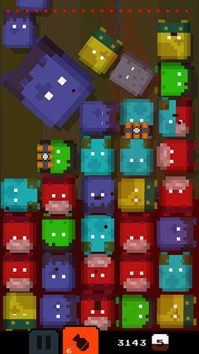 Screenshot Zombieeinmer auf dem iPhone