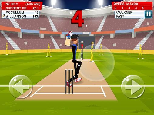 Stick cricket 2 für Android
