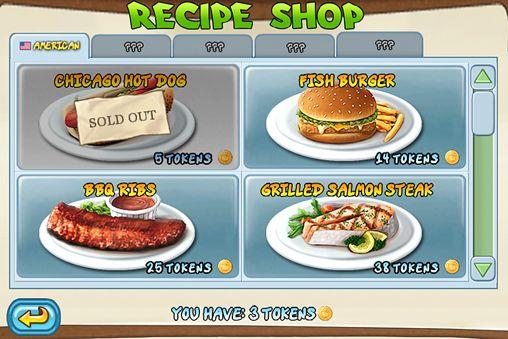 Restaurant Rush für iPhone