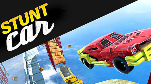 Stunt car screenshot 1