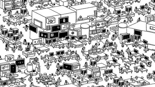 Hidden folks for Android