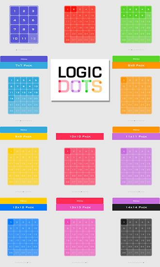 Logic dots screenshot 1