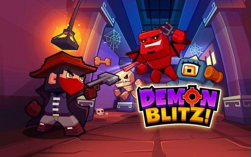 Demon blitz screenshot 1