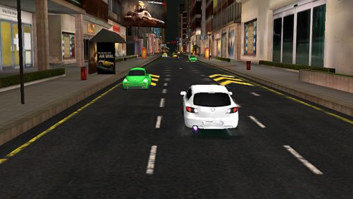 Racing games: download Auto racing to your phone