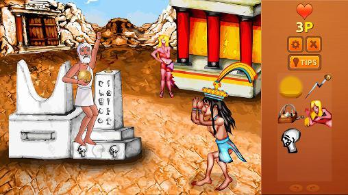 Zeus quest remastered: Anagenessis of Gaia auf Deutsch