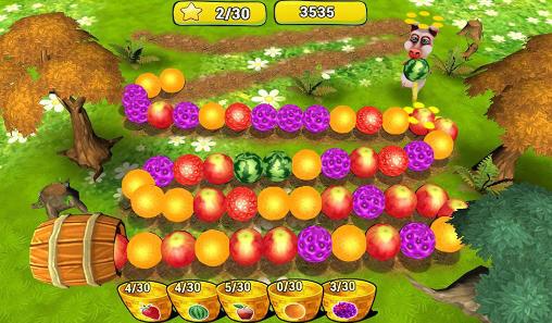 Zuma-Spiele Farm blast 3D auf Deutsch