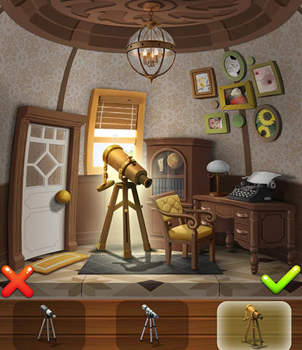 Arcade-Spiele Cat home design: Decorate cute magic kitty mansion für das Smartphone