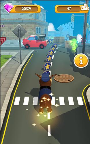 Arcade Paw Puppy Patrol: Sprint für das Smartphone