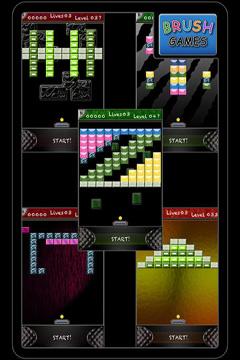 Retro-Blocks für iPhone