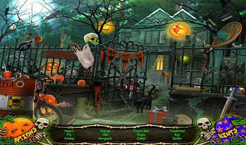 Adventure Halloween: Trick or treat for smartphone