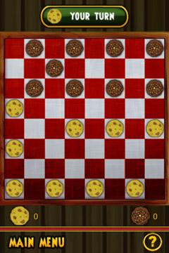 Фантастические шашки для iPhone бесплатно