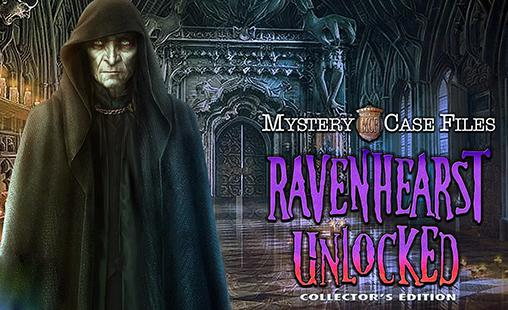 Mystery case files: Ravenhearst unlocked. Collector's edition скриншот 1