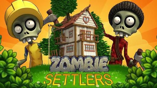 Zombie settlers ícone