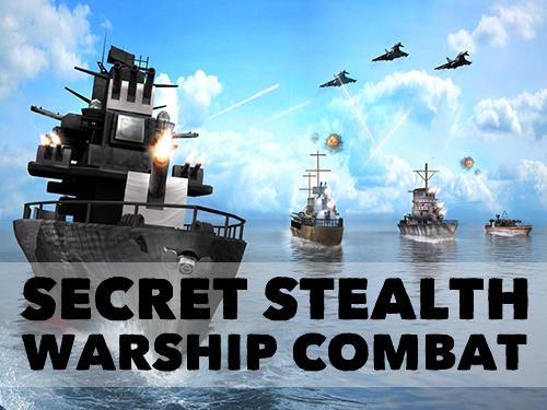 Secret stealth warship combat Symbol