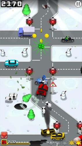 Busted brakes screenshot 2
