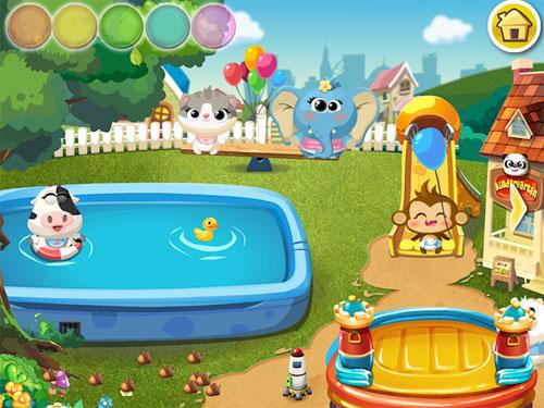 Dr. Panda's Kindergarten für iPhone