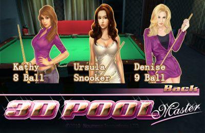 logo 3D Pool Meister