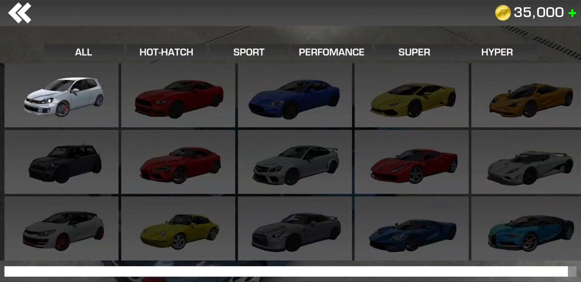Redline: Sport captura de pantalla 1