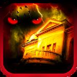 Haunted house escape icon