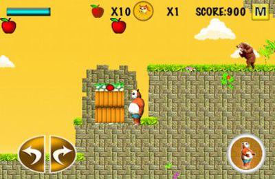 Arcade-Spiele: Lade Ärgerlicher Panda (Weihnachts- und Neujahrsspezial) auf dein Handy herunter