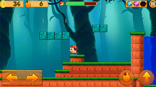 Arcade Jungle castle run 3 für das Smartphone