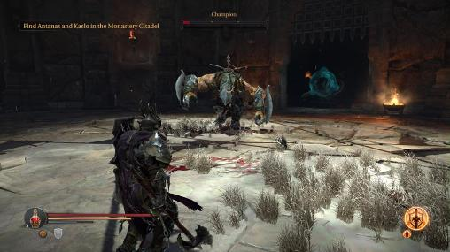 Lords of the fallen for Android