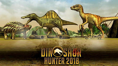 Dinosaur hunter 2018 captura de tela 1