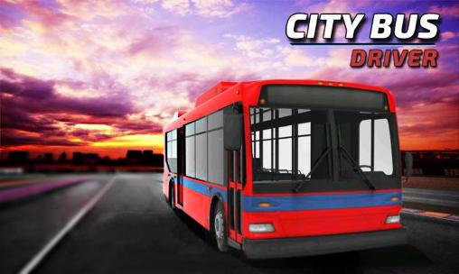 City bus driver 3Dcapturas de pantalla