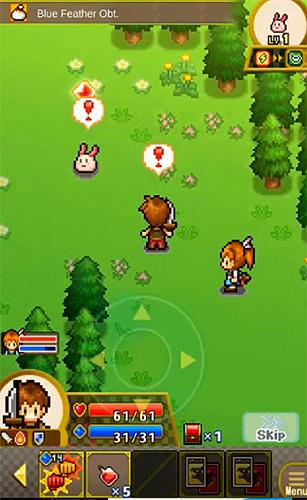 Quest town saga für Android