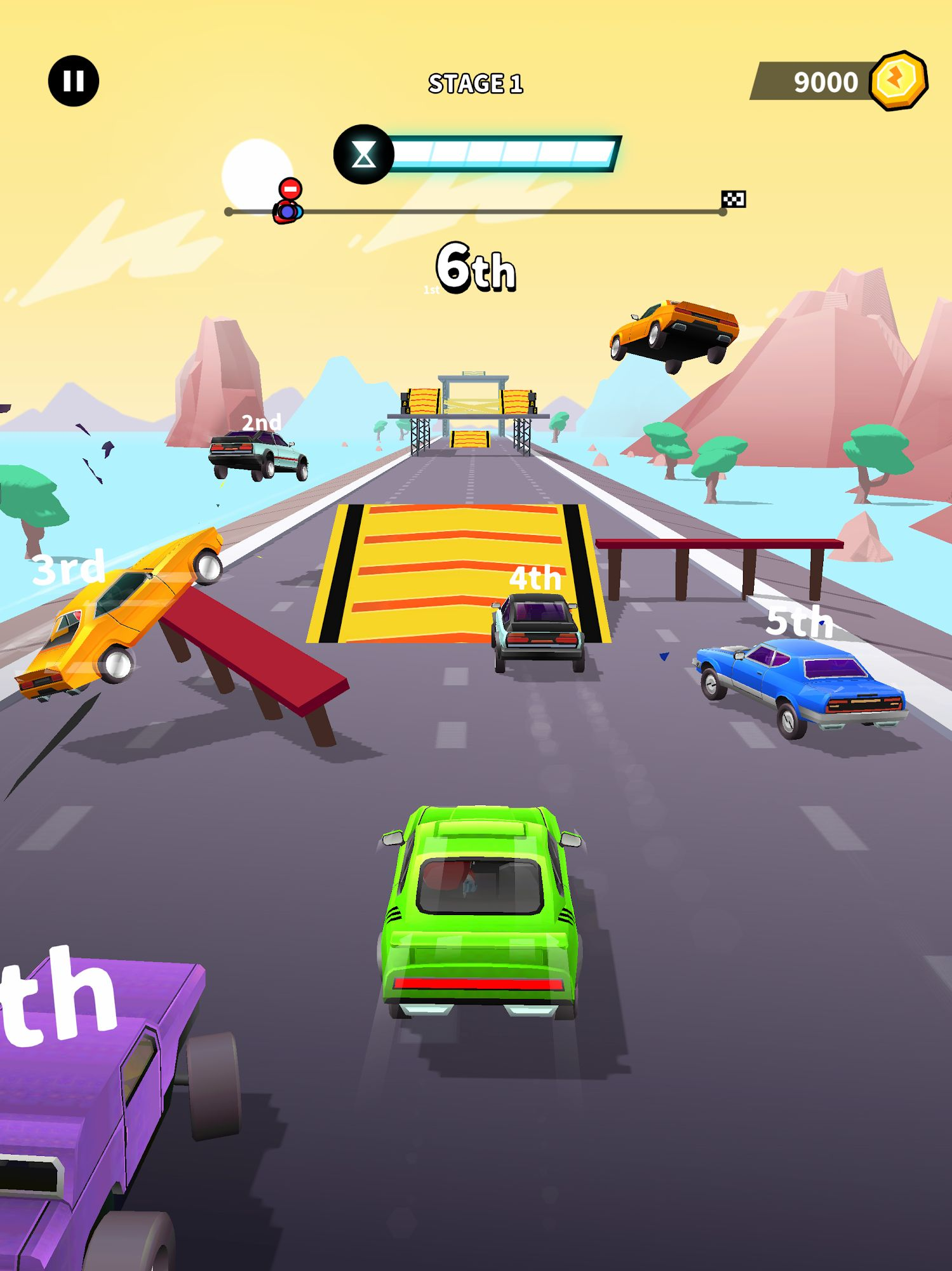 Timeshift Race for Android