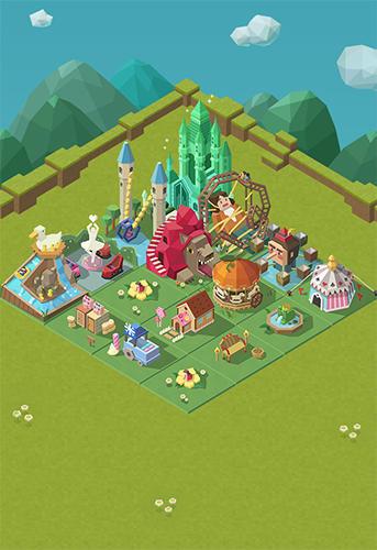 アンドロイド用ゲーム 2048 タイクーン: シーム・パーク・マニア のスクリーンショット