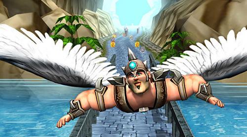 Hercules run auf Deutsch
