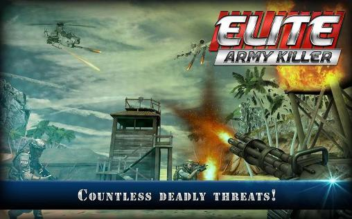 Jogos de ação Elite: Army killerpara smartphone