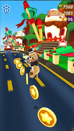 Paw runner: Puppy para Android