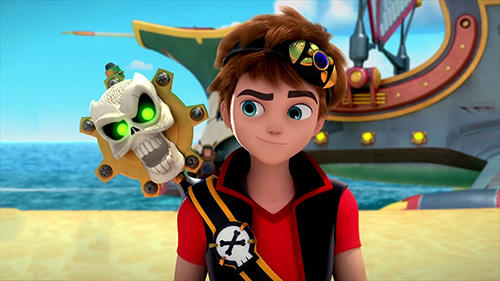 Zak Storm: Super pirate скріншот 1